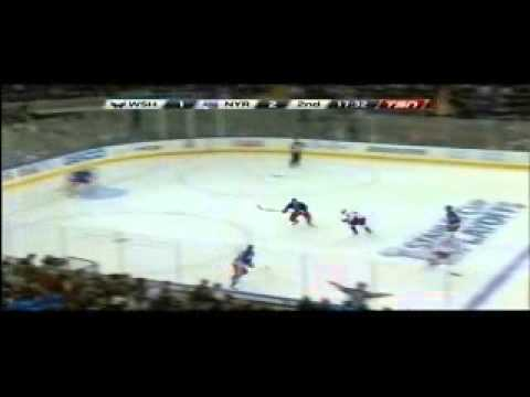2013 Game 3 - Washington Capitals vs New York Rangers