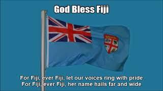 National Anthem of Fiji (God Bless Fiji) - Nightcore Style With Lyrics