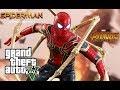 GTA 5 EP 53 Iron Spider Spider Man Avenger Infinity War mp3