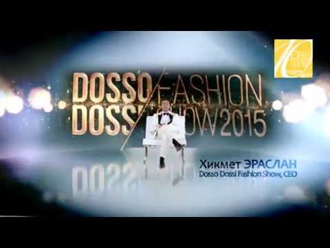 Dosso Dossi Fashion Show 10th year anniversary advertising video - Russian