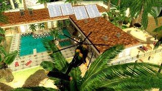 GTA San Andreas - NEW LS HILL HOUSE 2.22 MB