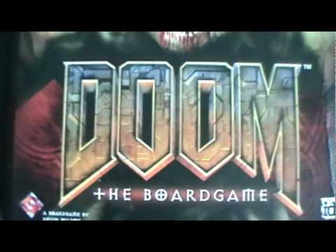 Doom The Board Game présenté par Hem