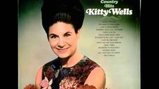 Watch Kitty Wells Touch And Go Heart video