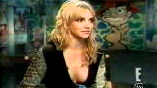 Britney Spears - Overprotected (Music Video) - Interview