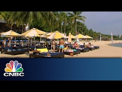 Singapore Ramps Up Tourism | First Class | CNBC International