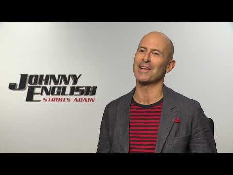 David Kerr JOHNNY ENGLISH 3 INTERVIEW