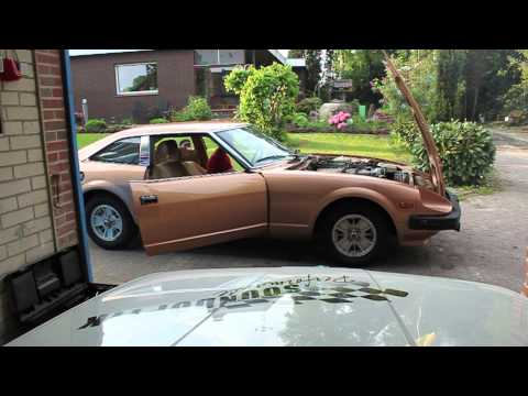 Nissan / Datsun 280zx first start after ten years