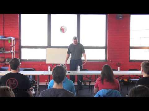 elitefts.com — Matt Rhodes at the Big Seminar (Part 3)