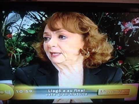 Cecilia Gabriela - Especial Mentir Para Vivir - HOY - 21/10/2013