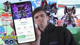 IS ARMORED MEWTWO EVEN GOOD? (Armored Mewtwo Raid Boss in Pokémon GO)