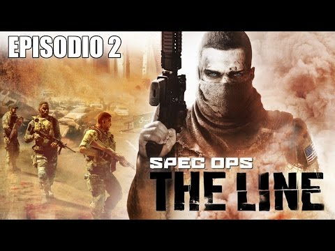 SPEC OPS:THE LINE - Episodio 2 - Refugiados