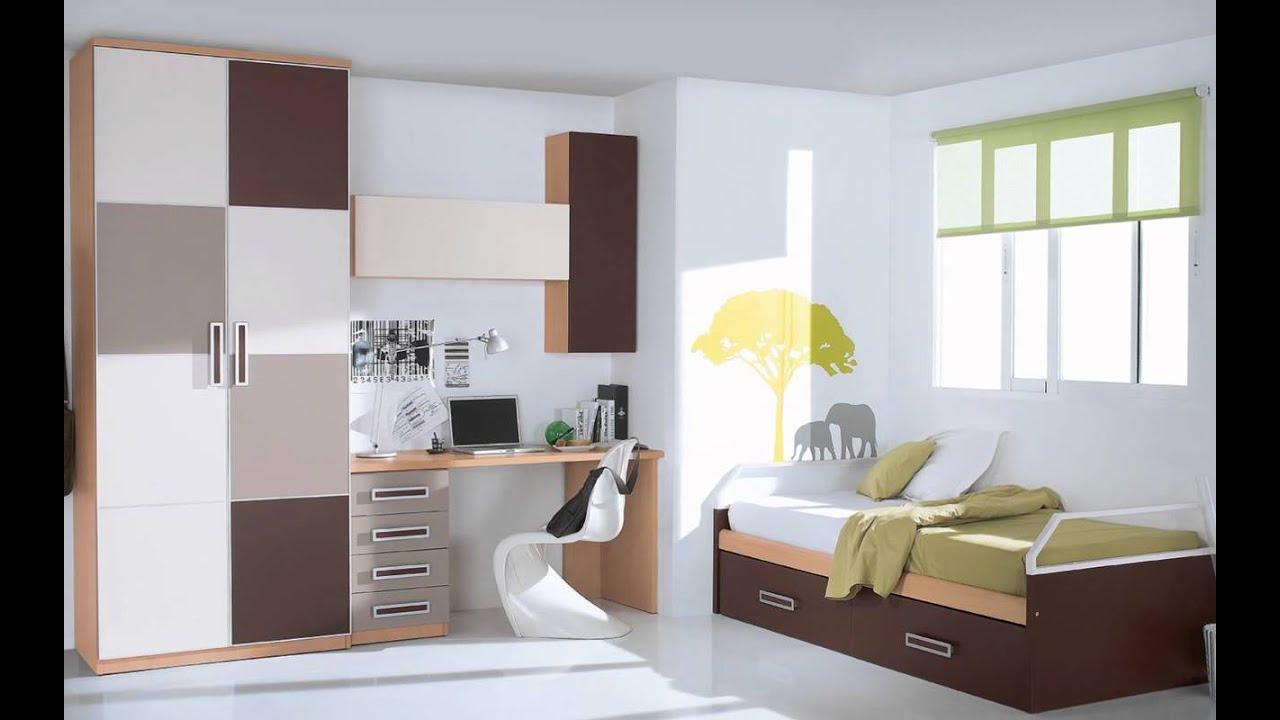 Muebles juveniles dormitorios juveniles camas compactas - Fabricar cama nido ...
