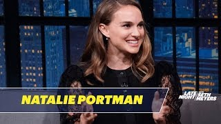 Natalie Portman Had an Embarrassing Texting Accident with Meryl Streep