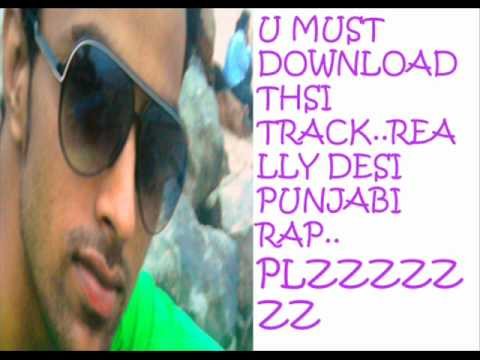 AWESOME PUNJABI RAP..MUST DOWNLOAD.. BiLly X-Juttni