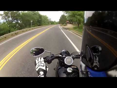 2014 Yamaha Bolt Test Ride
