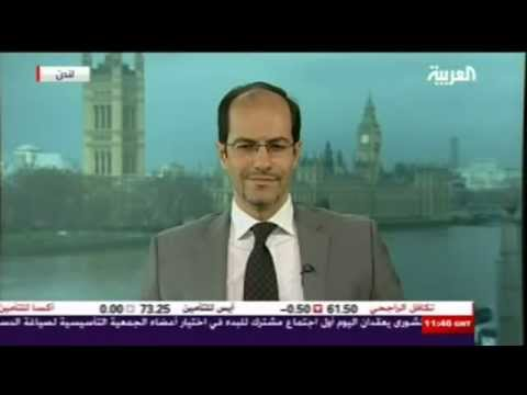 Ashraf Laidi on AlArabiya PSI, Gold & Debt - Mar 03, 2012 Chart