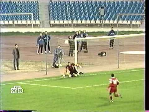 Dynamo Moscow - Skonto FC (Riga, Latvia) UEFA Cup 15.09.1998