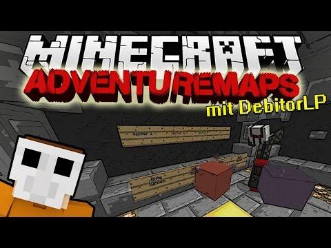 DAS IST NE HERUASFORDERUNG :P - Adventuremaps mit DebitorLP - auf gamiano.de