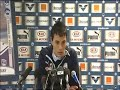 Chamakh en conf&#233;rence Video