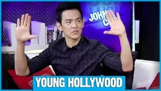 STAR TREKs John Cho Boldly Goes Into Darkness