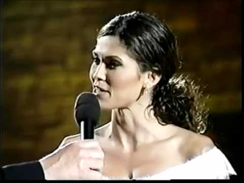 Justine Pasek ( Panama ), Miss Universe 2002 ( Replacement ) - Personal Interview