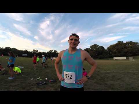 Post-Race Interview with Sean Caskey