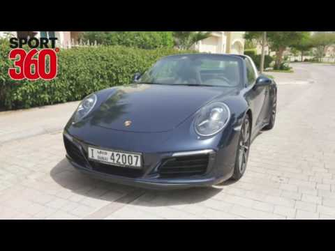 Watch the Porsche 911 Targa 4S in GoPro action