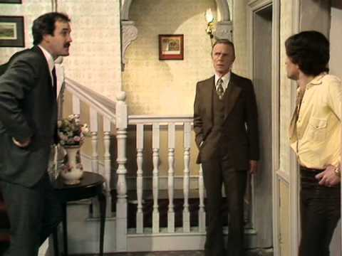 Fawlty Towers - The Psychiatrist