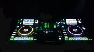Denon SC5000 and X1800 Demonstration