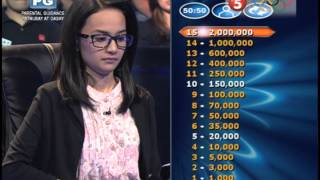 Who Wants To Be A Millionaire Episode 39.1
