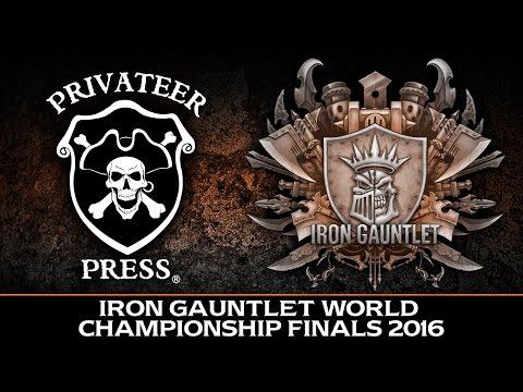 Iron Gauntlet World Championship Finals 2016