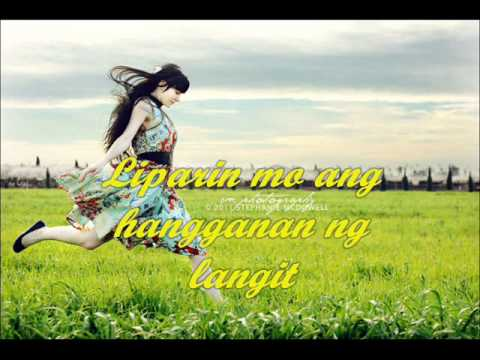 Lipad Ng Pangarap-Dessa W/ Lyrics