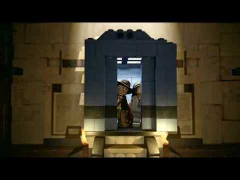 lego indiana jones in the raiders of the lost brick Video