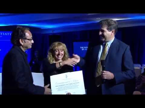 New Commitment: Global Youth Initiative Project (CGI 2015 Annual Meeting)