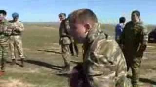 Казахстанский ВДВ против спортиков