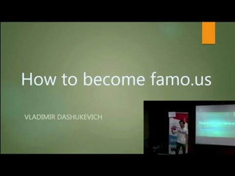 Как стать famo.us. Даешь 60fps на смартфоне!   Владимир Дашукевич - 4front meetup