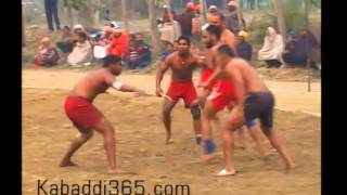 Sarhi (Hoshiarpur) Kabaddi Tournament 8 Jan 2014 Part 4 By Kabaddi365.com