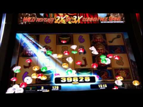Jackpot #50 Massive Hit Must See! Wms Fortune Ruler Slayed! video