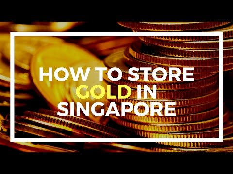 Free Offshore Gold Storage in Singapore - Torgny Persson of Bullionstar