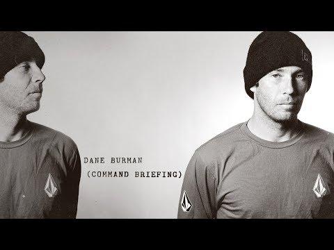 Dane Burman | Battle Commander: Command Briefing