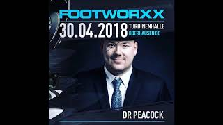 Dr Peacock vs Chemical Madness @ Footworx 2018 (Warmup Mix by Chemical Madness)