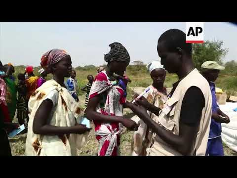 UN: more than a million face starvation in South Sudan