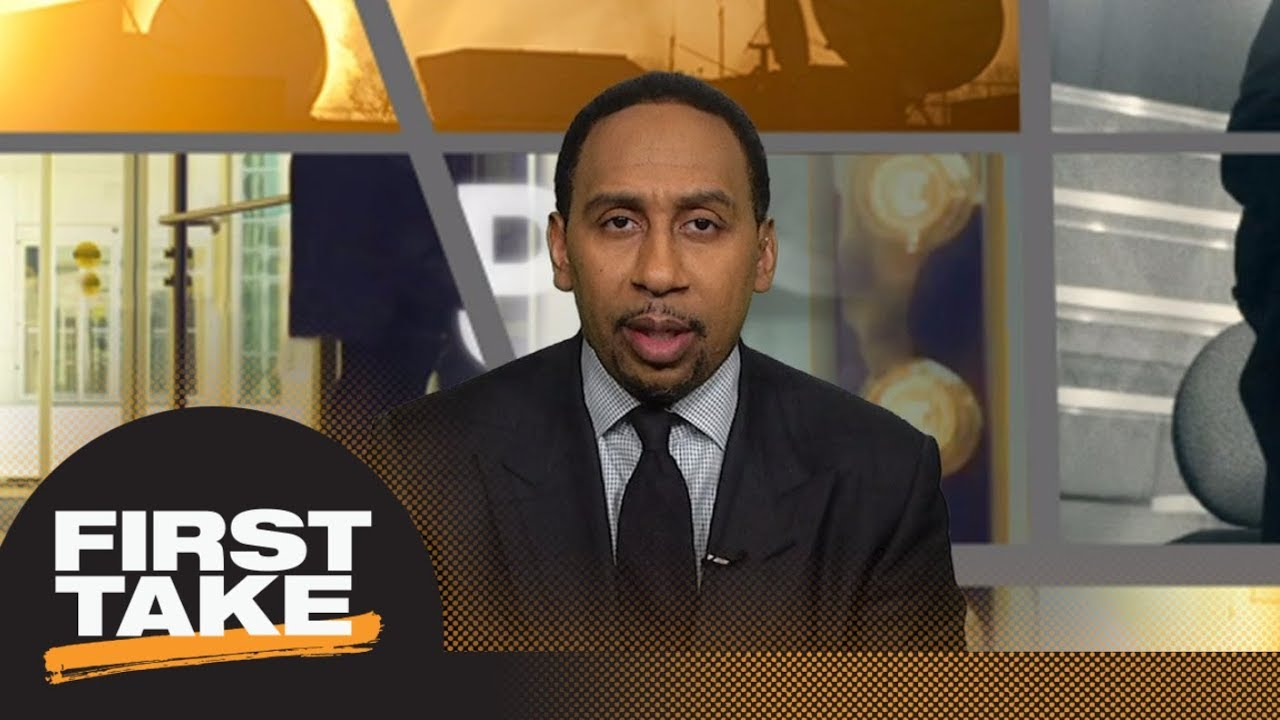 First Take debates if NBA should associate with gambling | First Take | ESPN