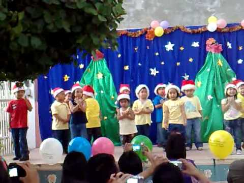 arch angels montessori learning centre xms program '09 part 2