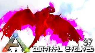 ARK: SURVIVAL EVOLVED - MYTH DRAGON SPARROW TEK DODOWYVERN E97 !!! ( ARK EXTINCTION CORE MODDED )