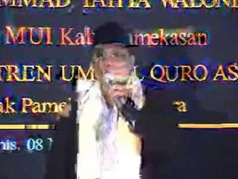 Kisah Perjalanan Pendeta Dr. Muhammad Yahya Waloni Menuju Islam