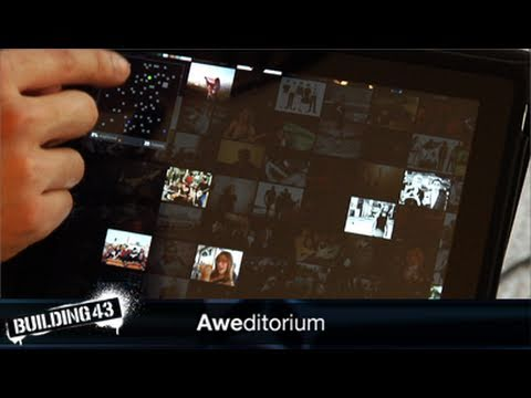 First look: Aweditorium brings indie music discovery to iPad (the Flipboard of music)