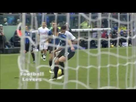 Fredy Guarin Amazing Goal Vs Atalanta