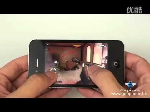 GooPhone Y5 Game Testing