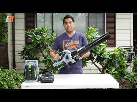 EGO  56V 530 CFM Cordless Blower Review - Top in Its Class
